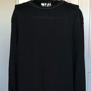 EUC Men's Pronto Uomo Black Sweater.